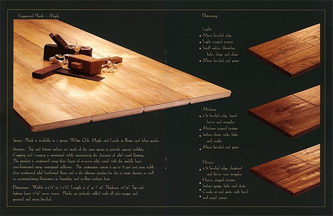 Patina Wood Floors Brochure Pg3 4 Peter Daprix The Ojai Group